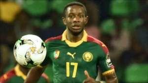 Arnaud Djoum wears number 17 on his Cameroon jersey - just as Marc-Vivien Foe did