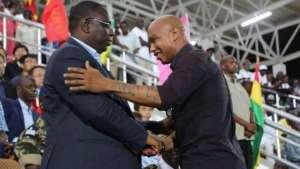 President Macky Sall employs Diouf as a sports adviser