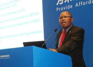 Engineer Martin Manuhwa, WFEO Vice President