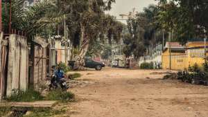 There were protests in Brazzaville in the days running up to the internet going down. Credit: Oscar W. Rasson.