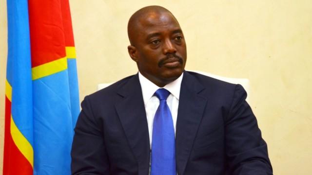 Embattled Congolese President Joseph Kabila