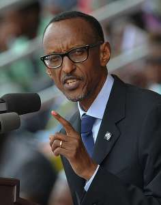 President Kagame is credited for turning around the fortunes of Rwanda