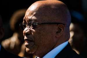 Jacob Zuma, South Africa's president. Photographer: Waldo Swiegers/Bloomberg