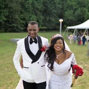 It was a very classy wedding for Ben Bangura and Fatmata Koroma