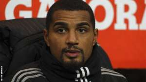 Kevin-Prince Boateng returns to the German Bundesliga to play for a fourth club