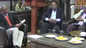 SCBC broadcasts news and discussion programmes of interest to English-speaking Cameroonians