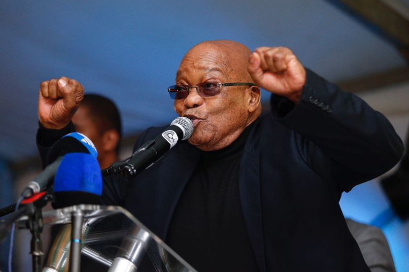 Still politically alive and kicking, Zuma survived yet another no confidence vote
