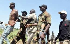 Nigerian Army arrests suspected Boko Haram member