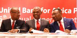 United Bank of Africa Top Executives