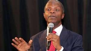 Acting President Osinbajo