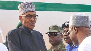 Buhari returned from London in early March after nearly two months away, then left Nigeria again on May 7 [File: Reuters]