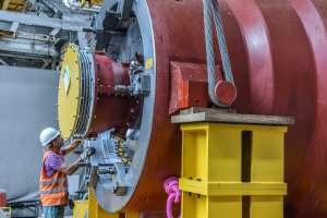BLC centrifugal compressor