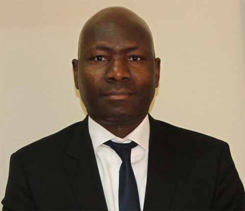 Cheick Kanté, World Bank Country Manager for Burkina Faso.