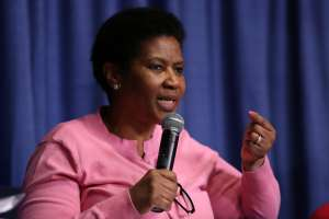 Dr Phumzile Mlambo-Ngcuka, Executive Director of UN Women and