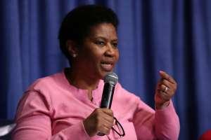 Dr Phumzile Mlambo-Ngcuka, Executive Director of UN Women and