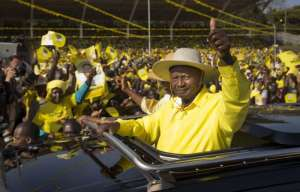 Uganda lawmakers plan to remove presidential age limit