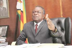 Minister of Transport and Infrastructural Development, Dr Joram Gumbo