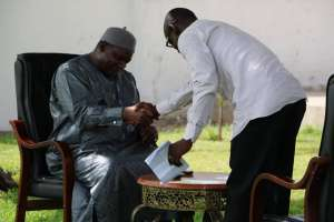 With honest advisers who think beyond selfish and partisan interests, President Barrow could do interesting things for Gambia says Kebba Jeffang Jnr