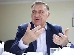 Regional Vice-President of Rosatom Central and Southern Africa, Viktor Polikarpov