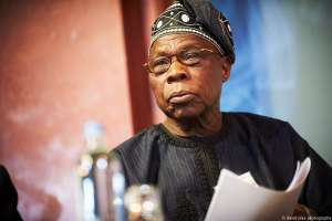 Nigeria's former president, Olusegun Obasanjo continues to wield significant influence in Nigeria. Credit: Friends of Europe