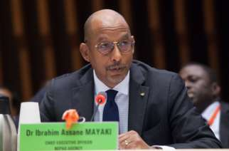 Ibrahim Assane Mayaki, NEPAD Chief Executive Officer