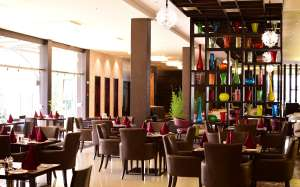 DT Hurlingham Nairobi restaurant
