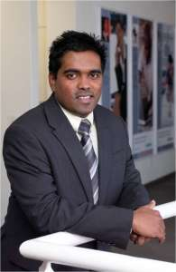 Kevin Pillay - Vice President for Mobility at Siemens Africa