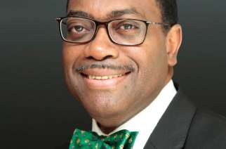 Akinwumi Adesina, President of the African Development Bank (AfDB)