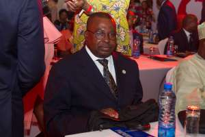 AU Commissioner, Albert Muchanga