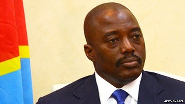 President Kabila deserves more credit for his efforts in unifying,reconciling and rebuilding the D.R.Congo,says Mulegwa