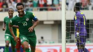 Who were Nigeria's star men during World Cup qualifying?