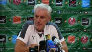 Belgian coach Hugo Broos led Cameroon to the African Cup of Nations title in January