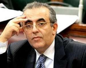 former Egyptian Minister of Health Dr. Hatem El Gabaly