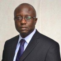 Oludare Ogunlade, Applications Senior Sales Director for Oracle