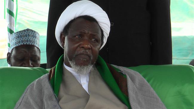 Sheikh Ibrahim al-Zakzaky, the leader of the Islamic Movement of Nigeria (IMN