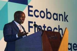Ecobank Chief Executive Officer Ade Ayeyemi