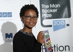 Noviolet Bulawayo was shortlisted for the Man Booker prize in 2013 for her book Olivia Harris/Reuters