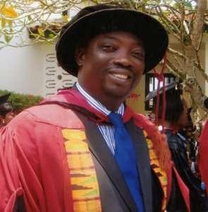 Professor Emmanuel Ohene Afoakwa