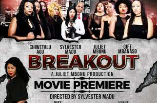 Break Out premieres on Nov 17 at Bowie Performance Arts Center, in MD, USA