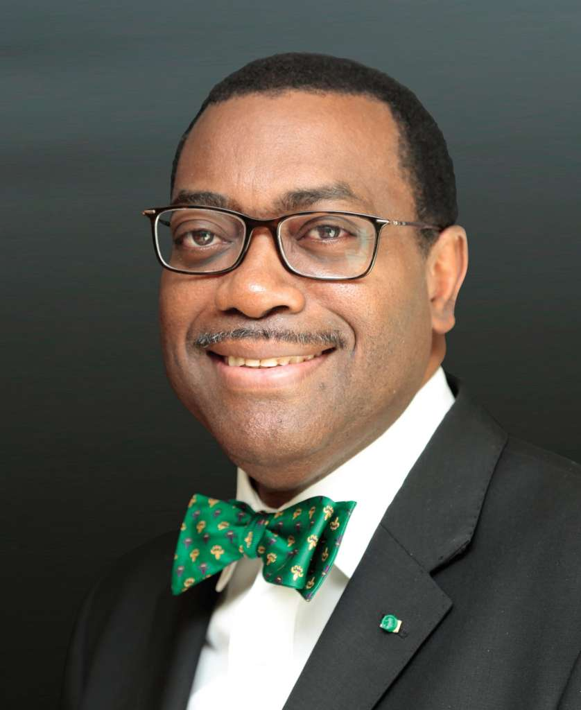 Akinwumi Adesina, President of the African Development Bank Group (AfDB)