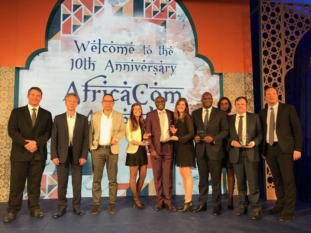 7th edition of the Orange Social Entrepreneur Prize in Africa and the Middle East, Prize List 2017
