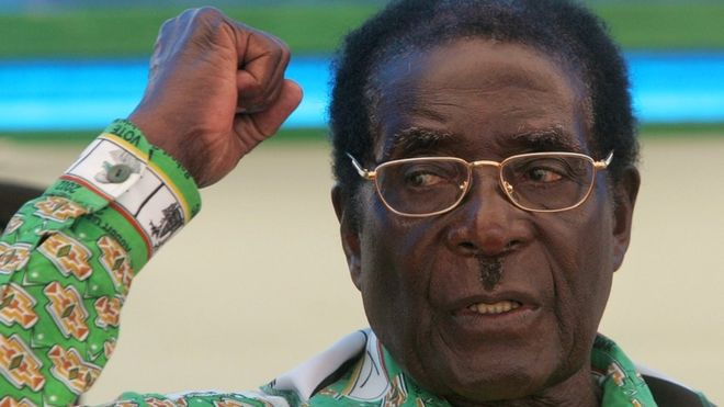 Mr Mugabe remains in the capital, Harare, and is said to have no plans to leave the country