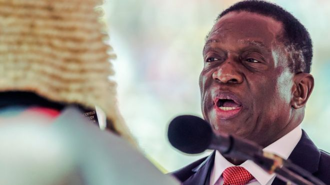 Emmerson Mnangagwa pledged to crack down on corruption during his inauguration last week