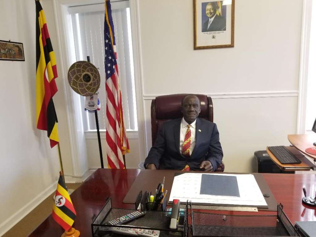 With Uganda, emphais is on trade not aid says Ambassador Katende