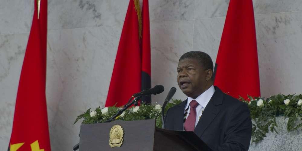 João Lourenço became president in September 2017. Credit: GCIS.