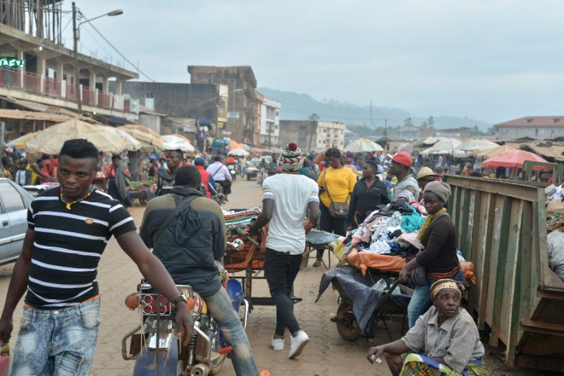 The UN is concerned by an upsurge in violence as calls for secession emerge from Cameroon's anglophone regions (AFP Photo/-)