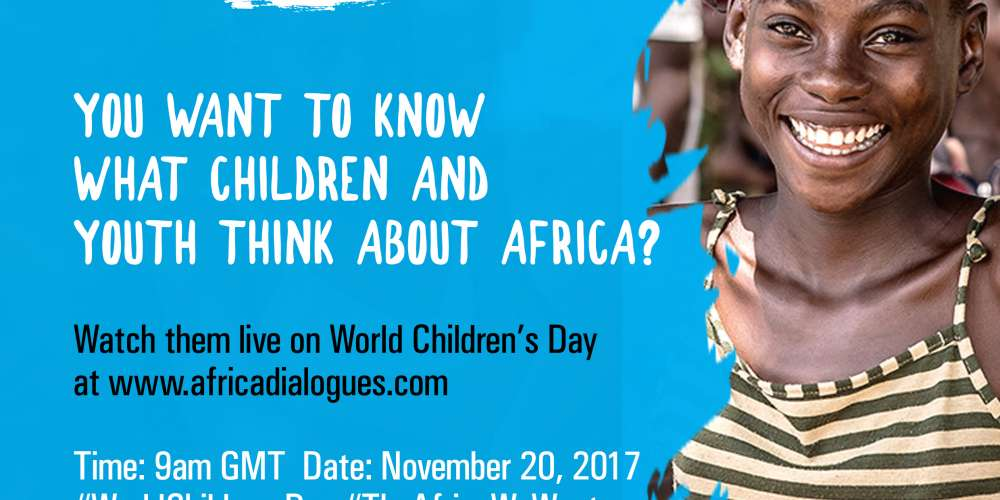 On World Children's Day, African youth share their vision of the Africa they want