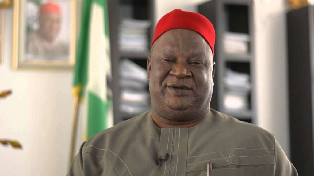Former Senate President, Pius Anyim also served as Secretary to the Government of the Federation under the Goodluck Jonathan administration