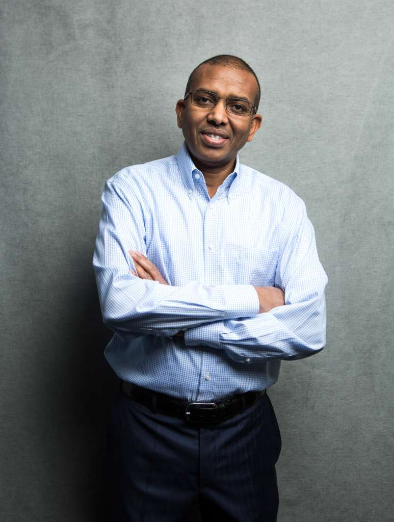 Ismail Ahmed, founder and CEO at WorldRemit