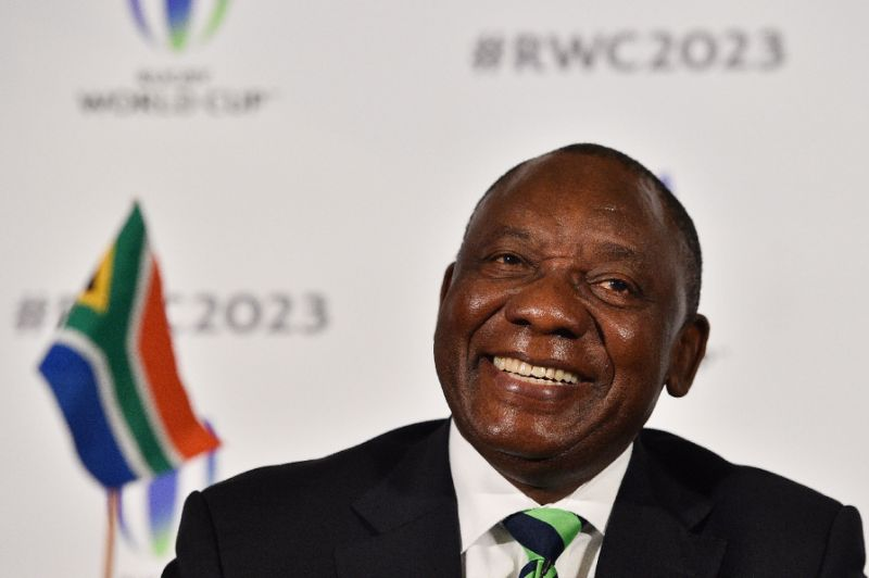 South Africa's Deputy President Cyril Ramaphosa is now in line to succeed President Jacob Zuma South Africa's Deputy President Cyril Ramaphosa is now in line to succeed President Jacob Zuma (AFP Photo/Glyn KIRK )